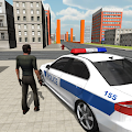 APK Game Police Car Driver for BB, BlackBerry