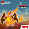 Charizard Dragon Fighter