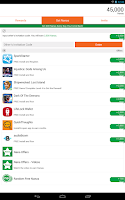 Screenshot of AppNana - Free Gift Cards