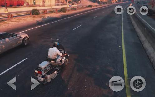 Police Motorbike : Simulator Crime City Chase 3D