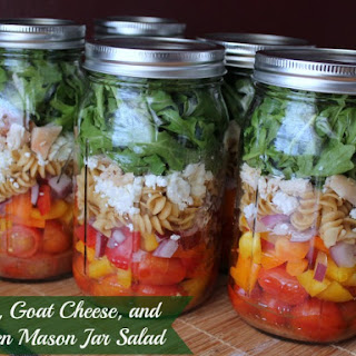 Bell Pepper Salad Goat Cheese Recipes