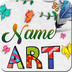 Name Editor In Style-Name Art