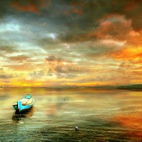 Place of no return by Alit  Apriyana - Landscapes Sunsets & Sunrises
