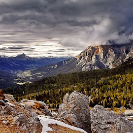 Dolomites by Ivan Rusek - Landscapes Mountains & Hills