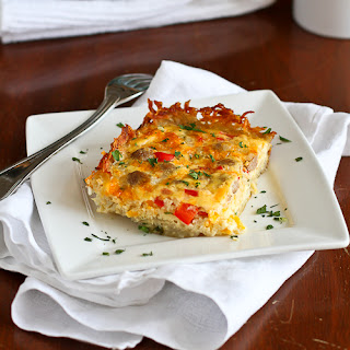 Healthy Egg White Casserole Breakfast Recipes