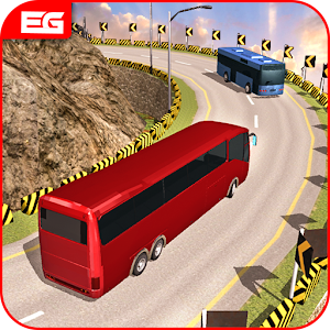 Download Tourist Bus NYC Offroad Driving Mountain Challenge For PC Windows and Mac