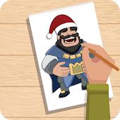 App Draw Сlash Royale version 2015 APK