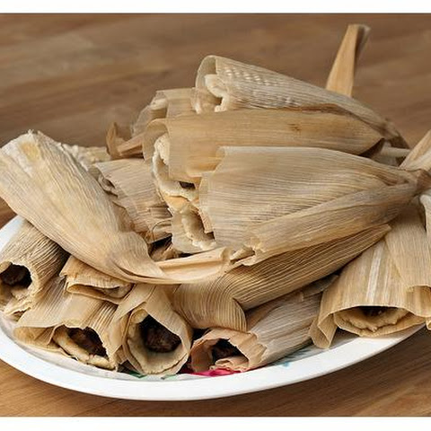Chipotle Pork Tamales