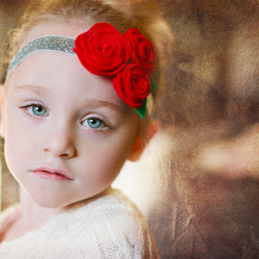 Christmas by Kristen VanDeventer Rice - Babies & Children Child Portraits