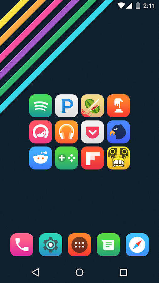 Pop UI - Icon Pack Screenshot 1