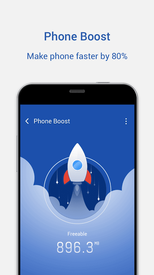 Clean Master (Boost & AppLock) Screenshot 1