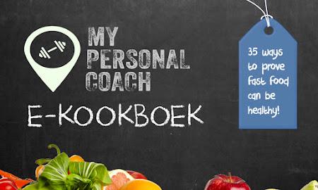 My Personal Coach E-Kookboek