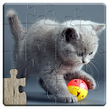 Game Cats Jigsaw Puzzles Games - For Kids & Adults APK for Windows Phone