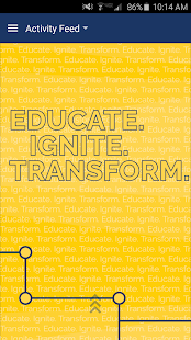Educate. Ignite. Transform - screenshot