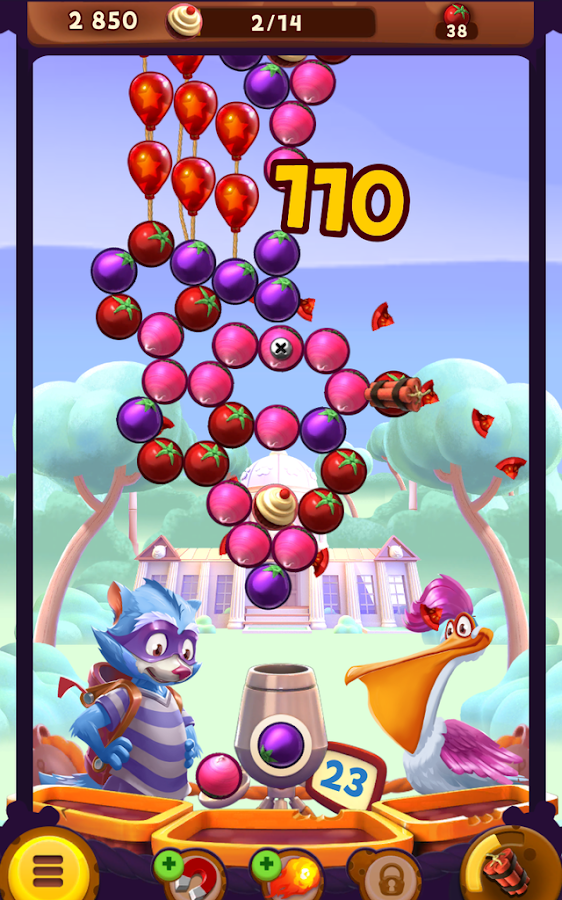 Berry Bandits Screenshot 6