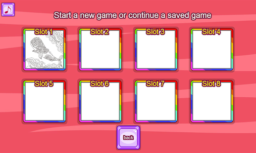 Virtual Mandala Coloring Book Apk Screenshot
