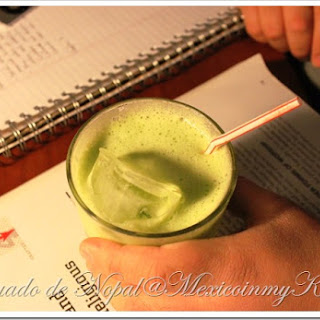 Nopal Cactus Juice Recipes