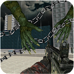 3D Zombie Hunt Guns Shooting: Survival Games Icon