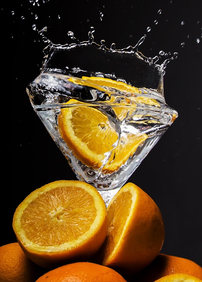 Orange Delight by Photographyby Tanja - Food & Drink Alcohol & Drinks ( pwccolddrinks )