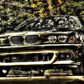 BMW by Skate Breed - Transportation Automobiles ( hdr, bmw )