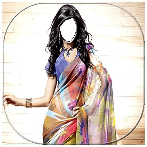 Saree Selfie Photo Frames 2018 (app)