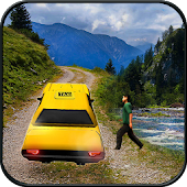Download Taxi Simulator: Mountain Drive APK on PC