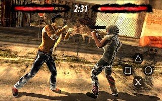 Screenshot of Unreal Fighter