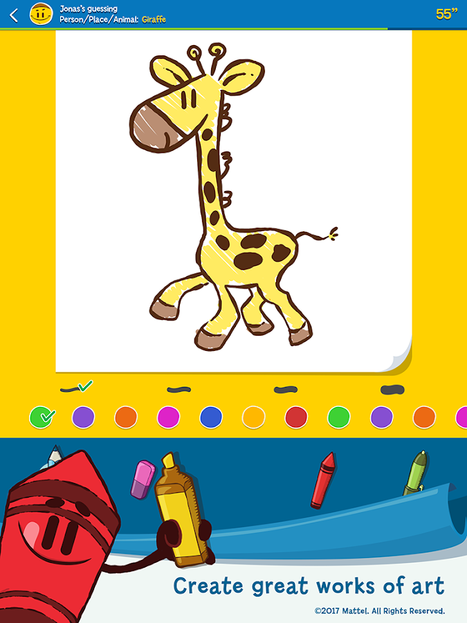Pictionary™ (Ad free) Screenshot 10