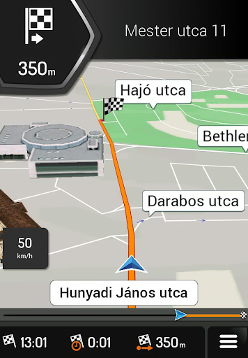 iGO Navigation SzülinApp screenshot 5