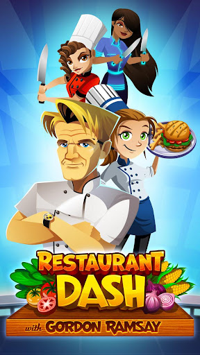 RESTAURANT DASH: GORDON RAMSAY screenshot 1
