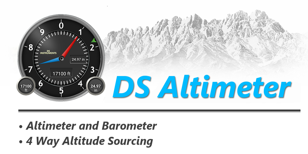 DS Altimeter Screenshot 3