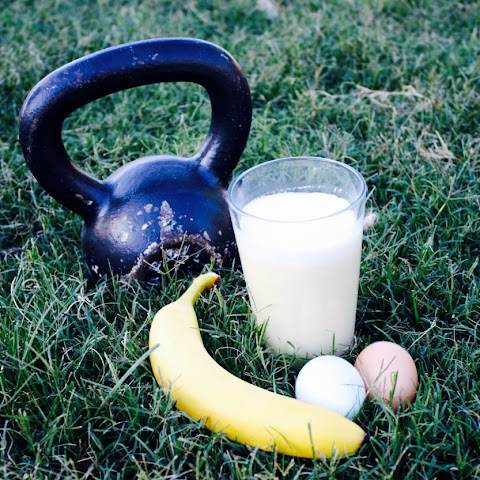 The Perfect Paleo Post Workout Protein Shake