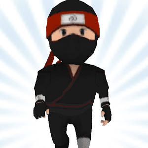 Ninja Runner 3D For PC (Windows & MAC)