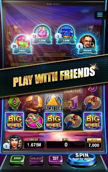 Play Vegas - Casino Slot Game APK screenshot thumbnail 2