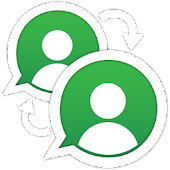 Clone WhatsWeb: two accounts