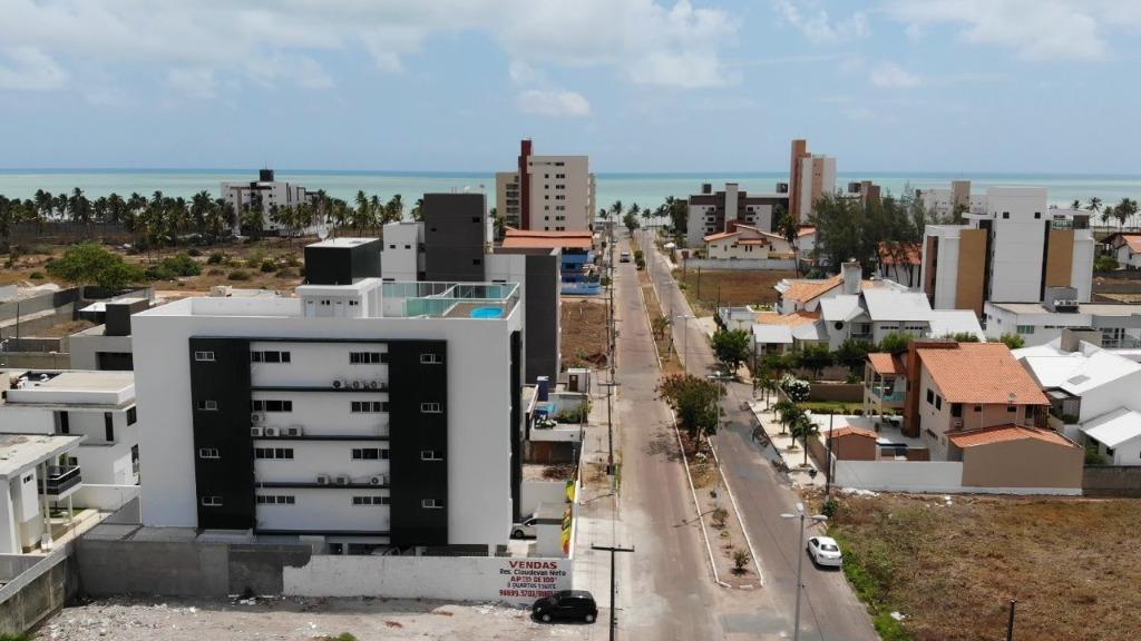 Apartamento com 3 dormitórios à venda, 100 m² por R$ 360.000 - Intermares - Cabedelo/PB