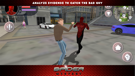 Spider Mystery APK