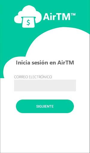 AirTM screenshot 1