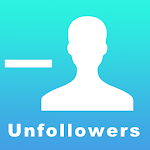 Unfollowers from Instagram Icon