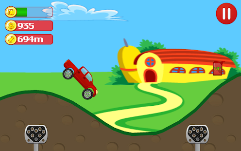 Hill Racer : Monster Truck - screenshot