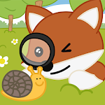 Kids Educational Games. Detective Icon