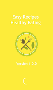 Easy Recipes Healthy Eating - screenshot