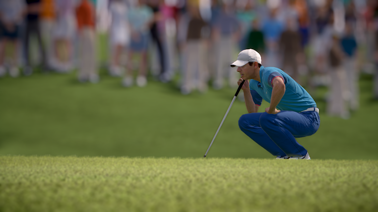 EA Sports Rory McIlroy PGA Tour delayed a touch