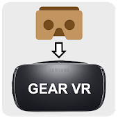 Use Cardboard apps for Gear VR APK baixar