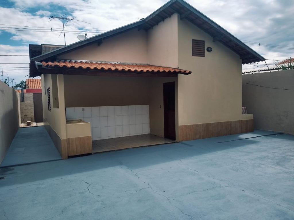 Casa com 2 dormitórios à venda, 78 m² por R$ 175.000 - Cidade Nova - Uberaba/MG