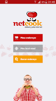 Screenshot of Netcook Delivery