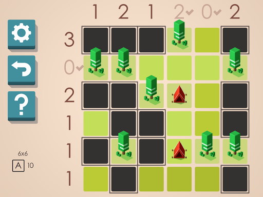 Tents and Trees Puzzles screenshot 5