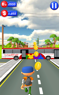 Game Bus Rush 3D APK for Windows Phone