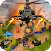 Download Android Game Gunship Air Helicopter War 3D for Samsung