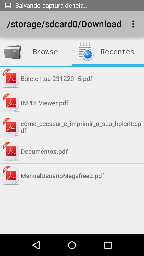 PDF Reader Pro Screenshot 1